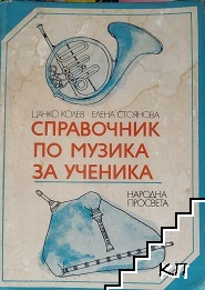Справочник по музика за ученика