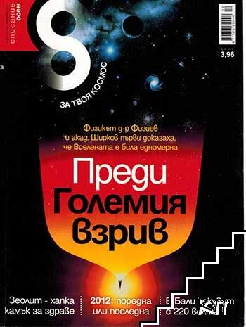 Списание 8. Бр. 1-7, 9-12 / 2011