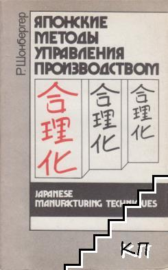 Японские методы управления производством