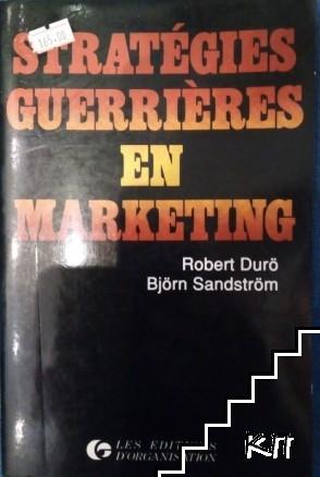 Stratégies guerrières en marketing