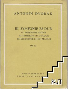 III. Symfonie es dur