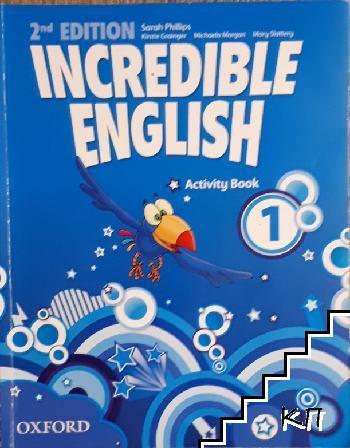 Incredible English. Activity Book 1