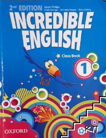 Incredible English. Class Book 1