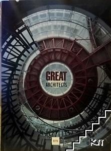 Great Architects / Les Grands Architectes / Große Architekten