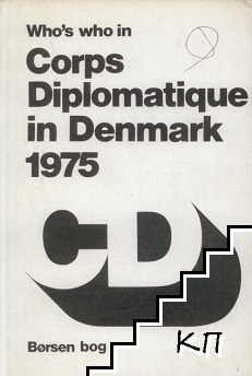 Who's who in corps diplomatique in Denmark 1975