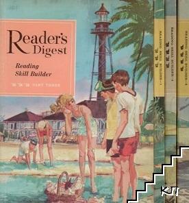 Reader's Digest Reading Skill Builder. Book 1-4