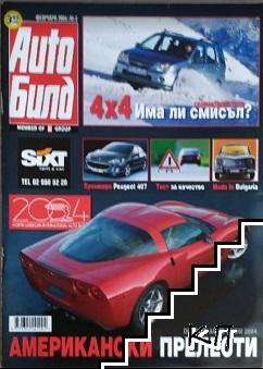 Auto Билд. Бр. 2 / 2004