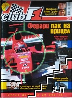 Club F1. Бр. 82 / 2006