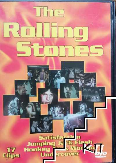 The Rolling Stones / 17 Clips