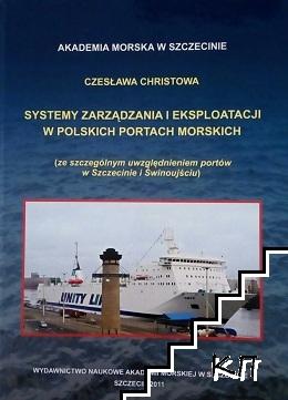 Systemy zarządzania i eksploatacji w polskich portach