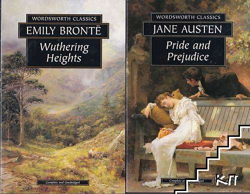 Wuthering Heights / Pride and Prejudice