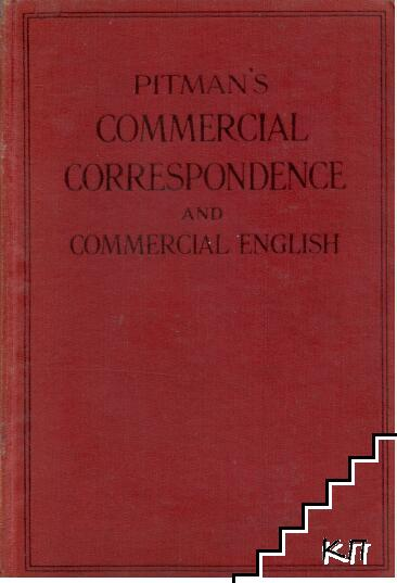 Pitman's Commercial Correspondence and Commercial English