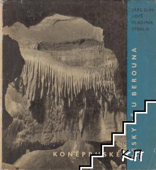 Koněpruské jeskyně u Berouna