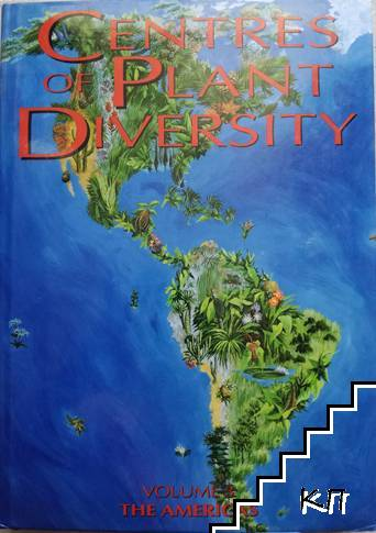 Centres of Plant Diversity. Vol. 3: The Americas