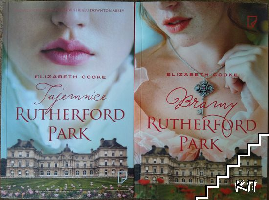 Rutherford Park. Book 1, 3