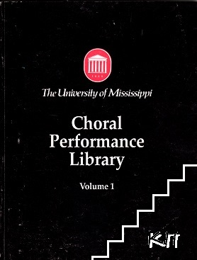 Choral Performance Library. Vol. 1
