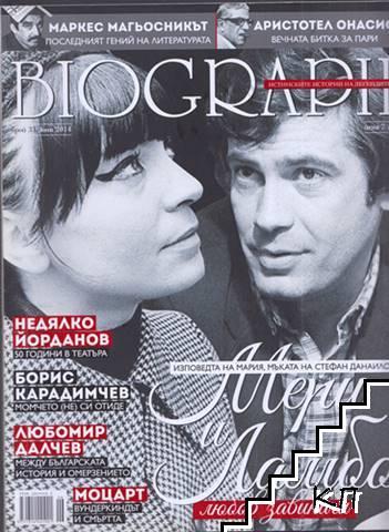 Biograph. Бр. 33 / юни 2014