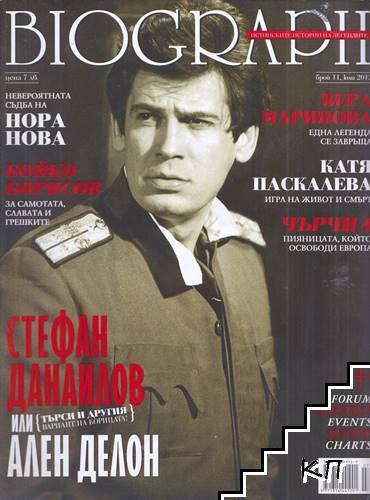 Biograph. Бр. 11 / юли 2012