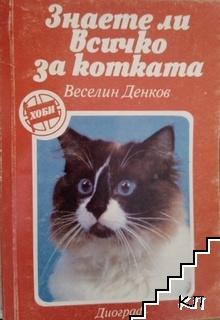 Знаете ли всичко за котката
