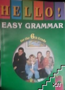 Hello! Easy Grammar for 6th Grade