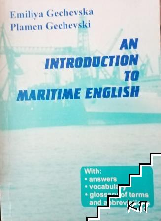 An introduction to Maritime English