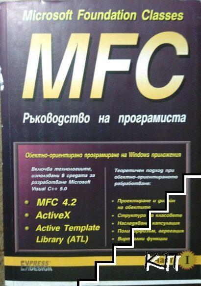 MFC. Ръководство на програмиста. Част 1