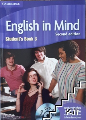 "English in Mind. Student""s Book 3"