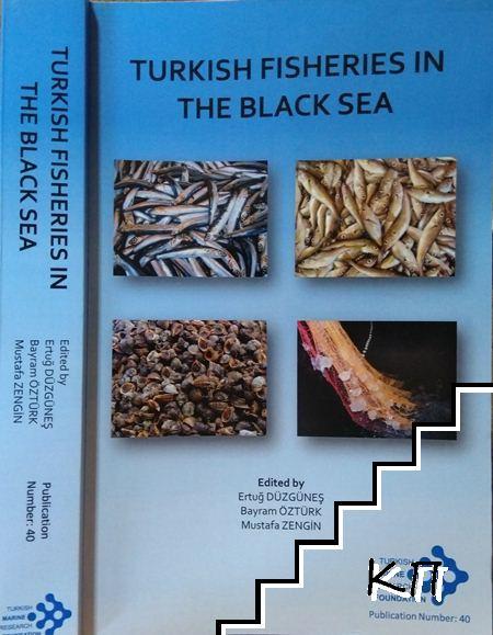 Turkish fisheries in the Black Sea