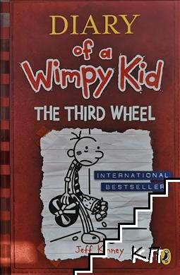 Diary Of a Wimpy Kid. Book 9: The third wheel