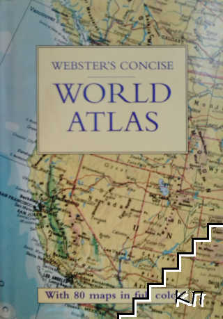 Webster's Concise World Atlas