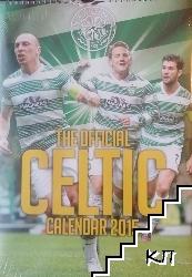 Official Celtic FC calendar 2015