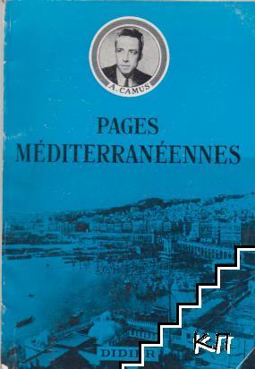 Pages Méditerranéennes