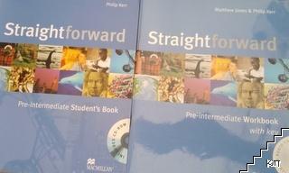 Straightforward Pre-Intermediate: Student's Book. Workbook with CD-ROM