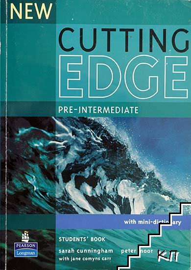New Cutting Edge. Pre-intermediate. Student's Book