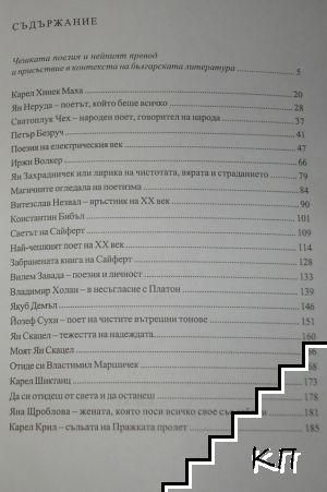 Чешки поети (Допълнителна снимка 1)