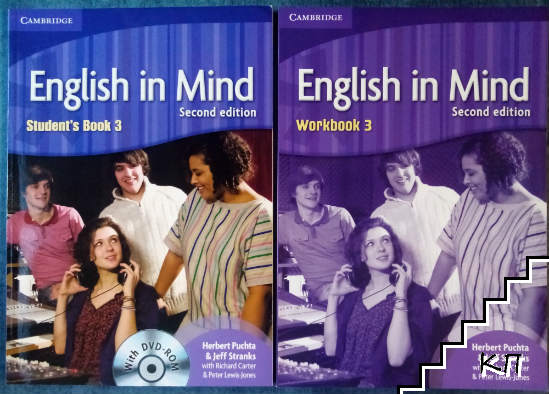 English in Mind. Student's Book 3 / English in Mind. Worкbook 3