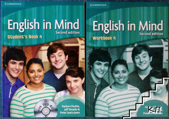 English in Mind. Student's Book 4 / English in Mind. Workbook 4