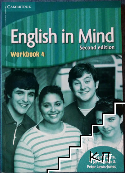 English in Mind. Student's Book 4 / English in Mind. Workbook 4 (Допълнителна снимка 2)
