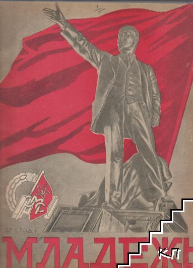Младеж. Бр. 1-12 / 1945