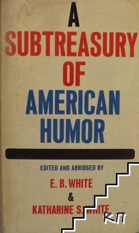 A Subtreasury of American Humor