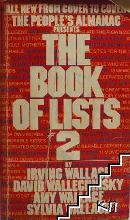 The Book Of Lists 2