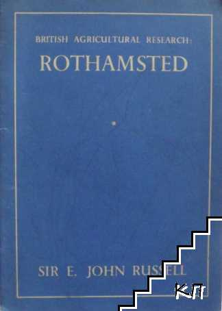 British Agricultural Research: Rothamsted