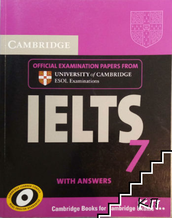 Cambridge IELTS 7. Student's Book with Answers