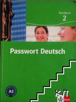 Passwort Deutsch. Kursbuch 2 + CD