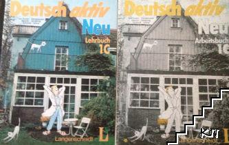 Deutsch aktiv Neu. Lehrbuch 1C / Deutsch Aktiv Neu. Arbeitsbuch 1C