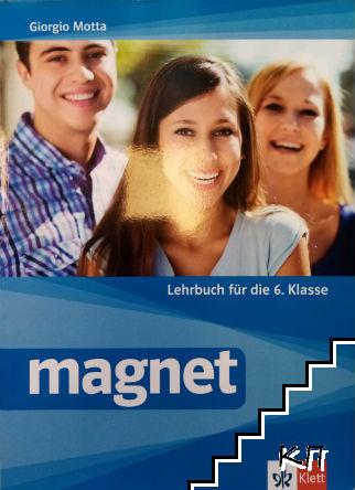 Magnet. Lehrbuch für die 6. Klasse