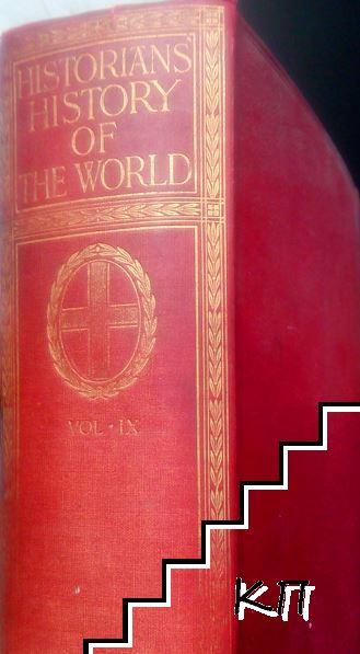 The Historians' History of the World. Vol. 9: Italy