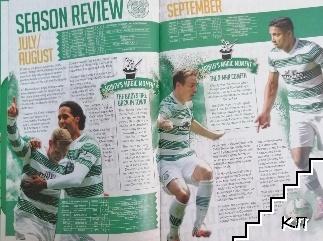 The Official Celtic FC annual 2016 (Допълнителна снимка 2)
