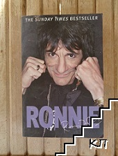 The sunday times bestseller. Ronnie
