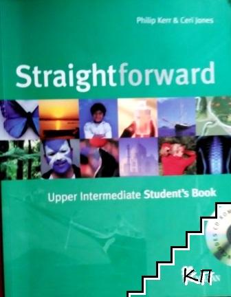 Straightforward Upper Intermediate. Student's Book + CD